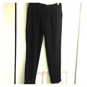 Forever 21 Black Trousers